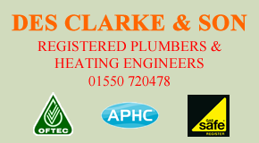 Des Clarke and son plumbers